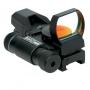 Коллиматорный прицел SightMark Laser Dual Short Sight с ЛЦУ